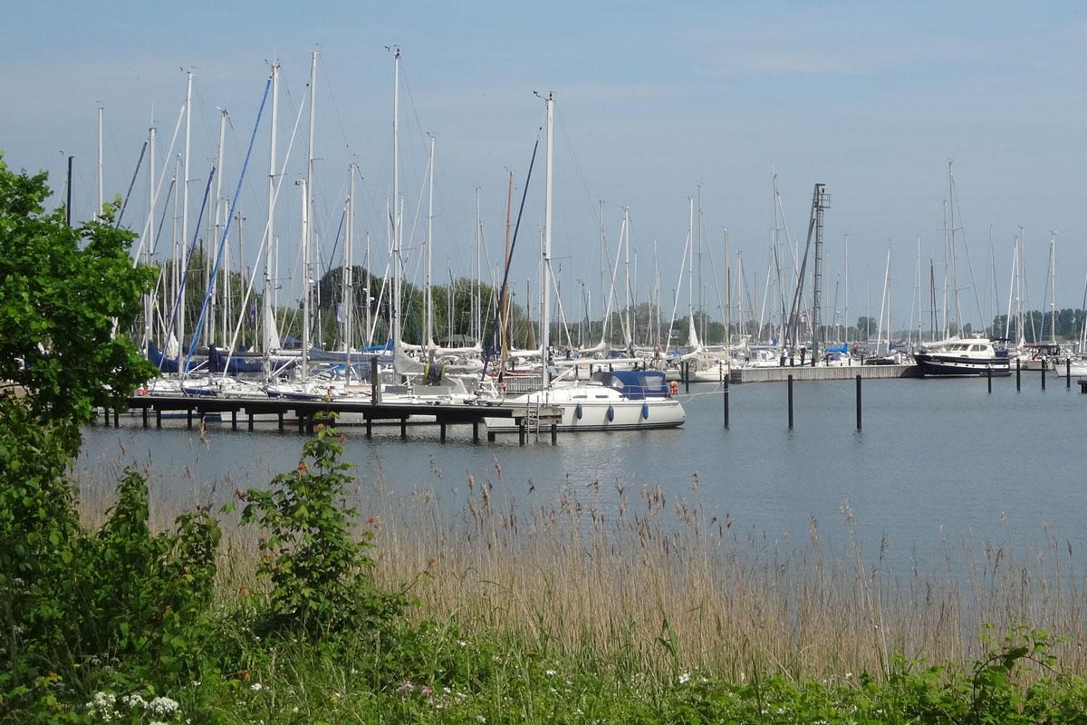 Yachthfen Grödersby