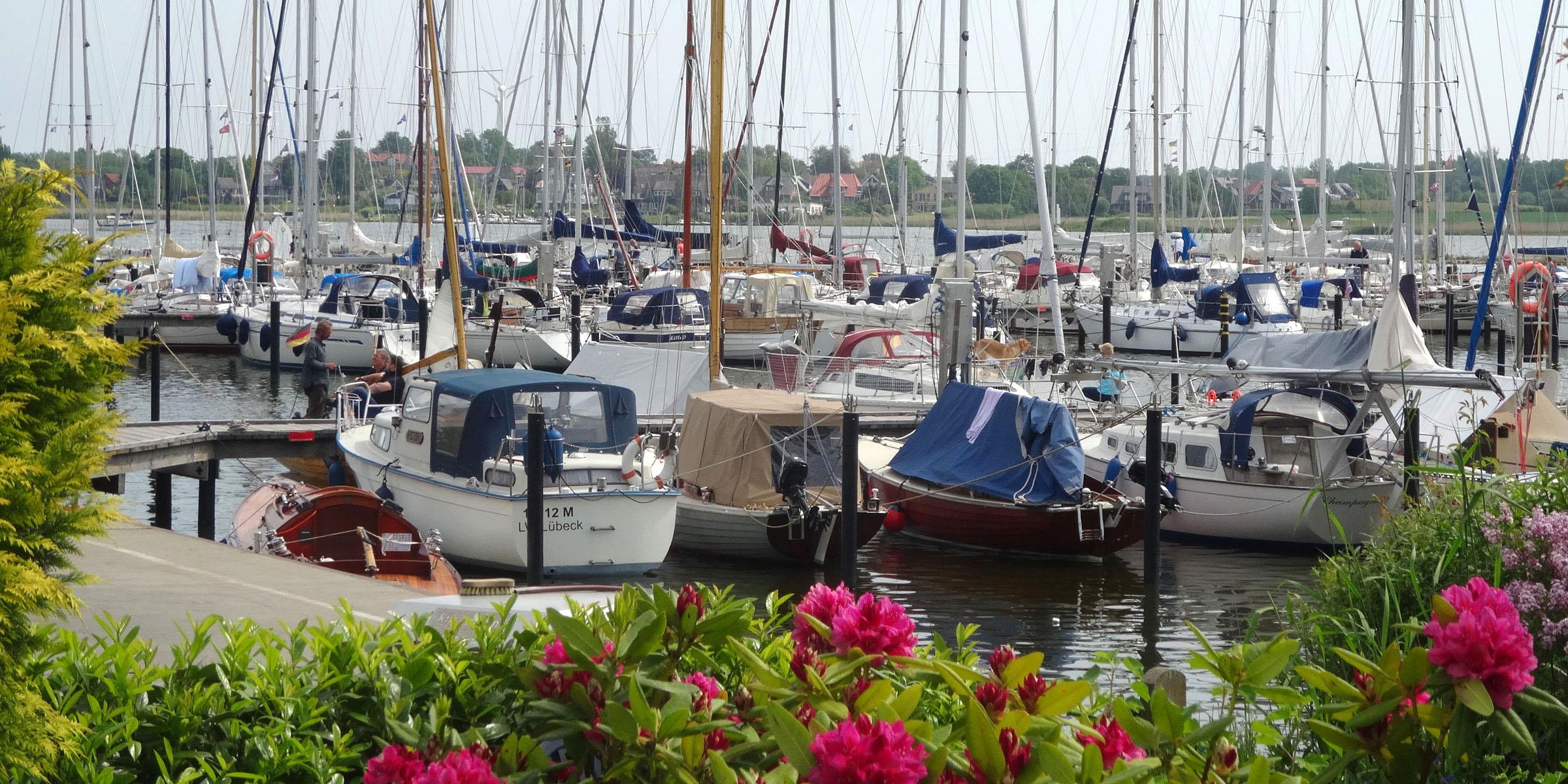 Yachthafen Grödersby